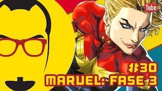 Tudo sobre a Fase 3 da Marvel - NERD RABUGENTO