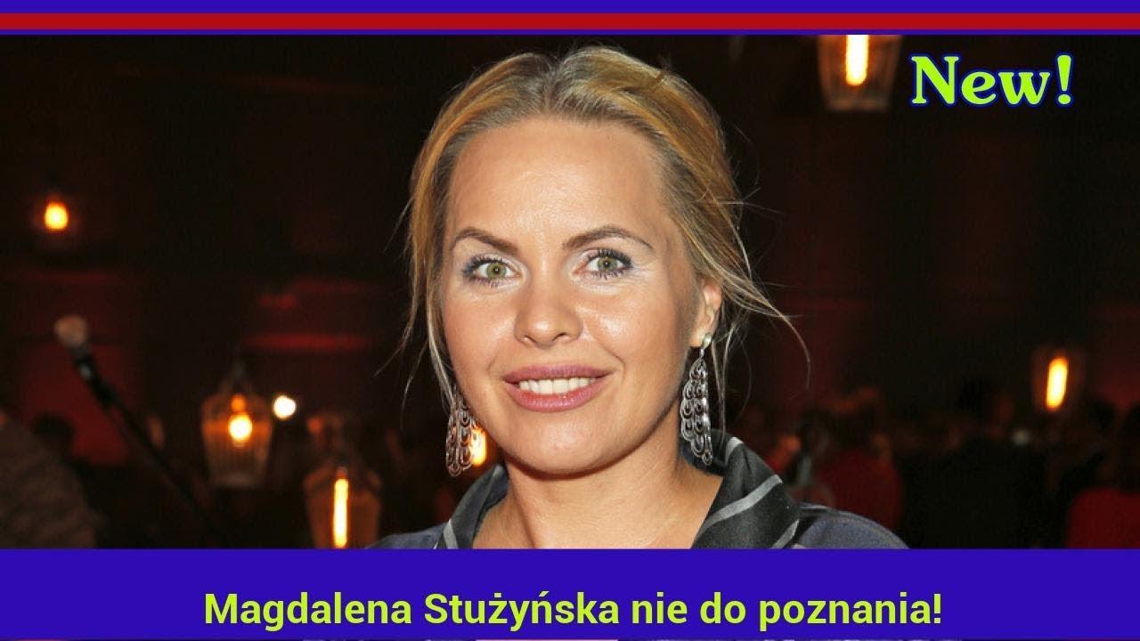 Magdalena Stużyńska nie do poznania! Co za metamorfoza!