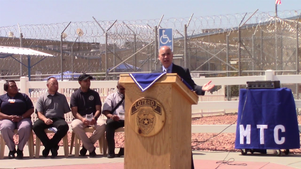 Otero County Prison Facility Shines in Latest Education Audit