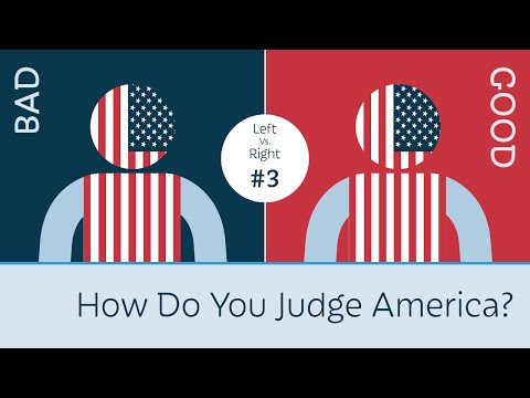 How Do You Judge America? Left vs. Right #3