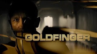 Daniel Craig in Goldfinger 2019 TRAILER