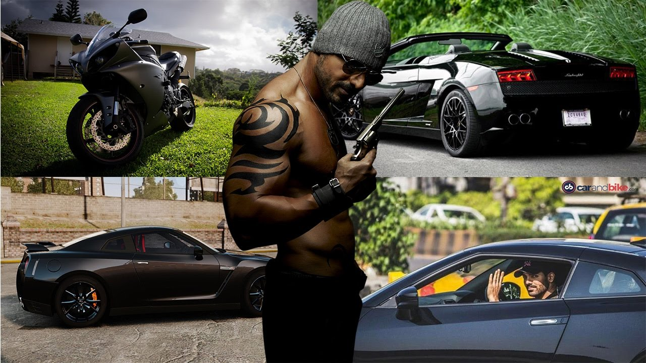 John Abraham Car And Bike Collection Bollywood Superstar John