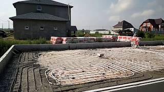 видео Фундамент под ключ, бетонные и монолитные работы цена в Минске