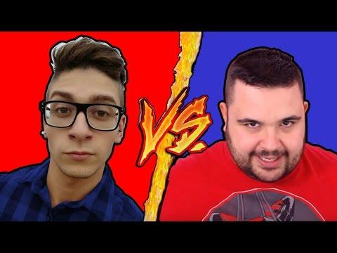 St3pNy VS CiccioGamer89 - Battaglia Rap Epica - Manuel Aski