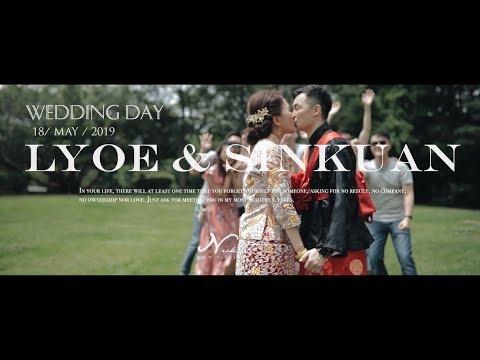 [婚禮錄影] 天使分享咖啡廳 Lyoe & Sinkuan 結婚/宴客/SDE