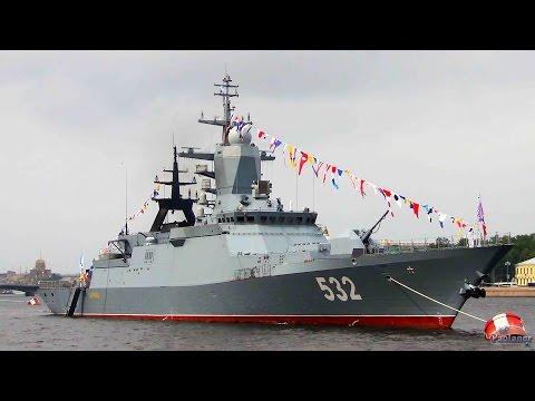 День военно-морского флота России (2016)