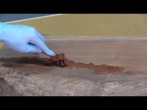 How To Repair A Crack Or Split In Wood