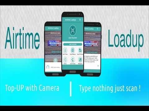 Airtime loader for all Countries and  Networks