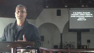 Culto de Louvor e Adoração   Dia 15-05-2020