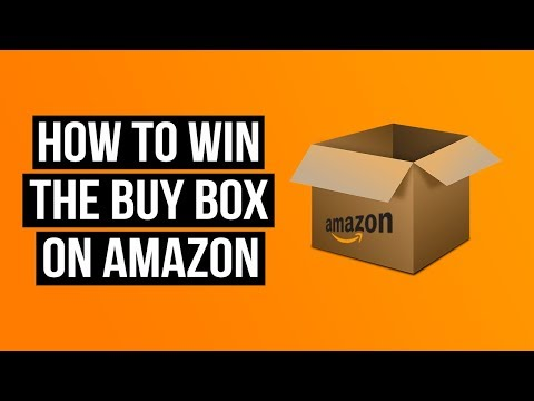 How To Win The Buy Box On Amazon