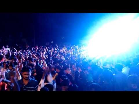 Ganpati visarjan 2016 Karve road Pune, Dancing on DJ. Part-3