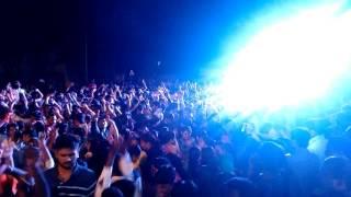 Ganpati visarjan 2016 Karve road Pune, Dancing on DJ. Part-3