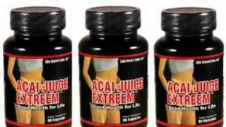 Acai Berry Weight Loss Product