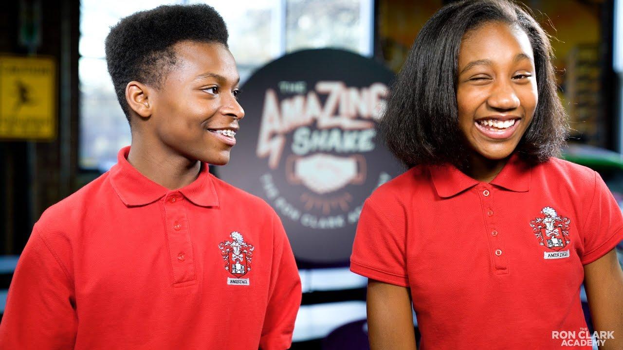 The Amazing Shake - Nationals! - YouTube