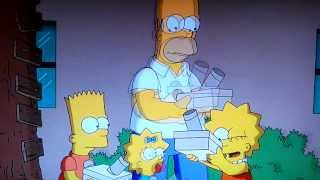 The Simpsons Solar Eclipse