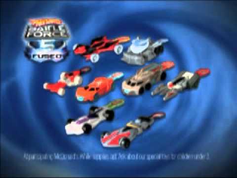 Hot Wheels Battle Forc...