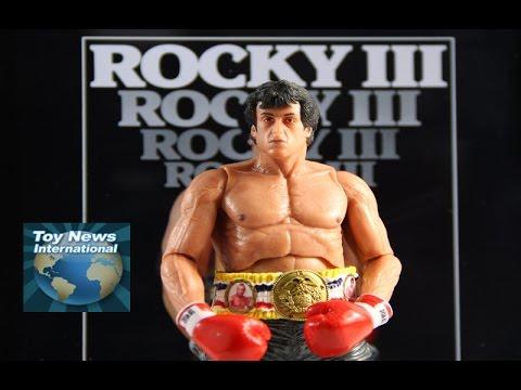 NECA Rocky 40th Anniversary Rocky III Rocky Balboa Figure Review