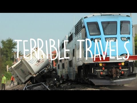 THE GREAT TRI-RAIL INCIDENT OF '15 | Terrible Travels