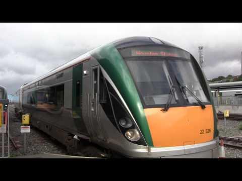 Dublin Heuston Railway Station, Ireland - 4th August, 2015