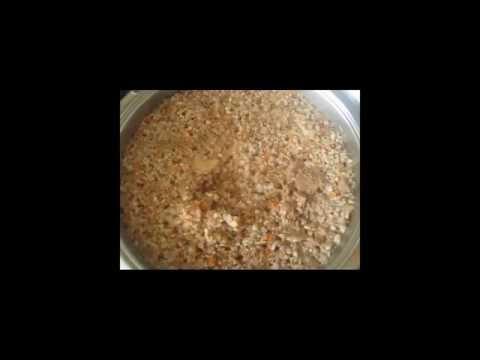 Гречка с тушенкой в сковороде Цептер (Buckwheat with stewed meat in a frying pan Zepter)