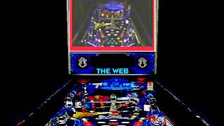 IE 23 PC games review - Pro Pinball : the Web (1995)