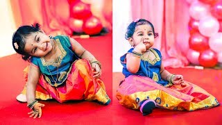 Madhusree 1st Birthday Montage HD Videos