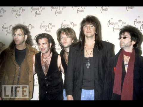 Bon Jovi - Live From Lyon 1993  (FULL SHOW)