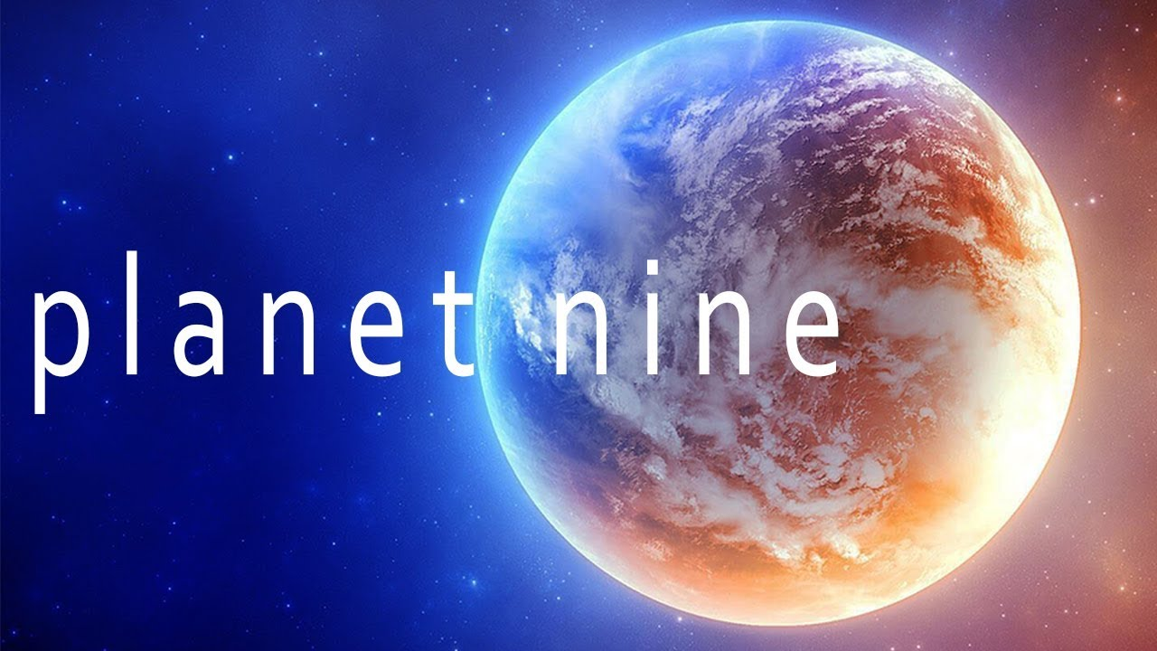 NEW PLANET Discovered In Our Solar System - Planet Nine ...