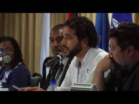 Caribbean Fintech 2016 - Panel discussion - The current status of digital economy participation