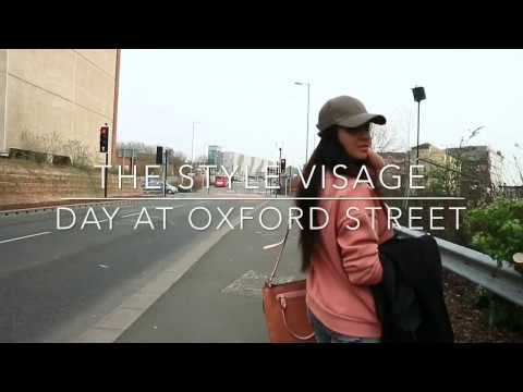 GORGEOUS LONDON...Oxford Street vlog | thestylevisage