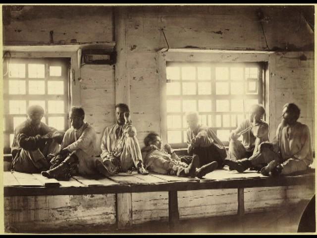 """Изображение предпросмотра прочтения – «""""Янтарь""""» представляют буктрейлер кпроизведению «Остров Сахалин» А.П.Чехова"""