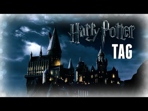 Animal Jam: The Ultimate Harry Potter Tag