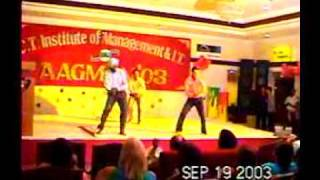 CTIMIT FUNCTION-Freshers Party - Bhangra