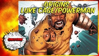 Luke Cage/Power Man - Origins