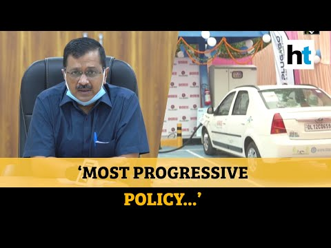 How will Delhi Electric Vehicle Policy help? CM Arvind Kejriwal answers