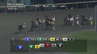 Mohawk, Sbred, Aug. 19, 2016 Race 4