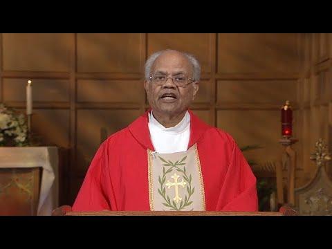Catholic Mass Today   Daily TV Mass, Friday July 3 2020