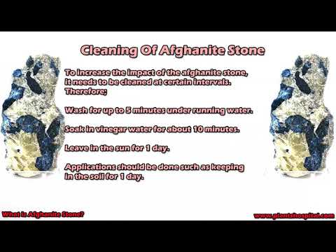 Afghanite Stone: What is Afghanite? Meaning, Uses, Benefits (With Video)