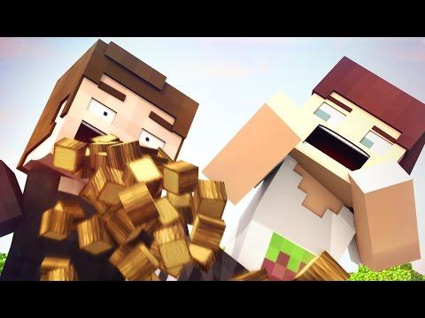 Blowing Chunks (Minecraft Animation)