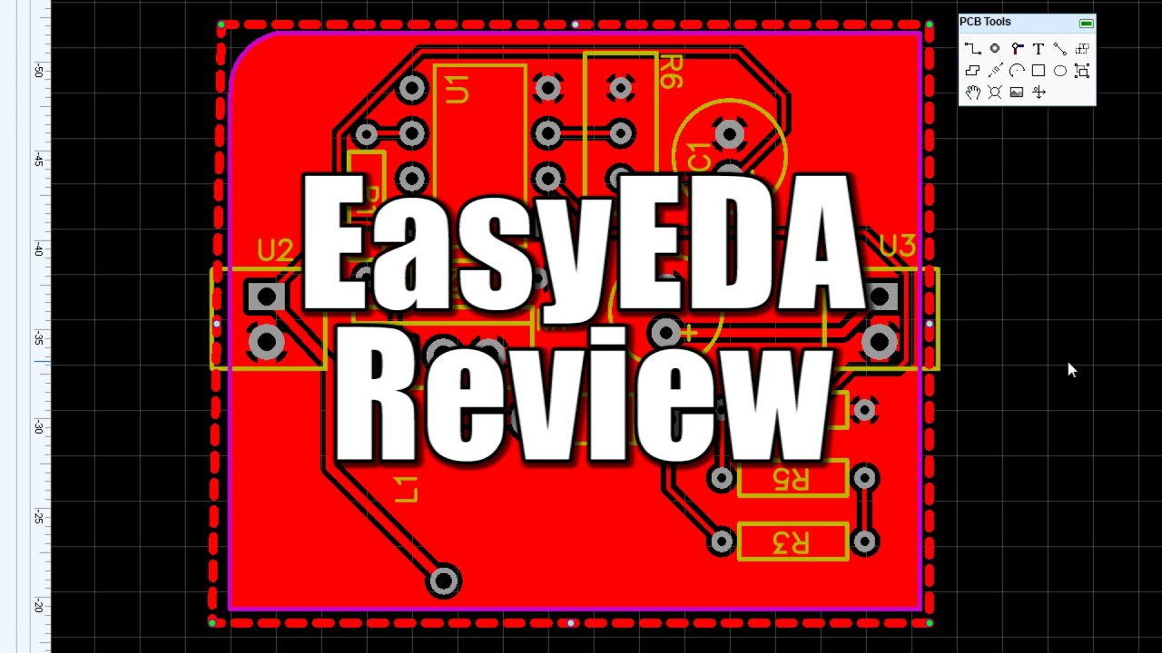 EasyEDA - Free Schematic & PCB Design + Simulation Software Review ...