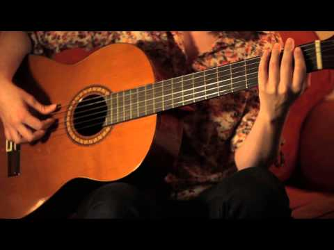 Samba De Verao by Marcos Valle on spanish guitar
