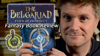 'Pawn of Prophecy: Book 1 of 5 of The Belgariad Series' by David Eddings: Fantasy Book Review.