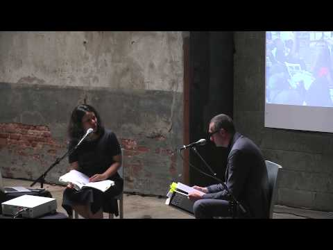 Gramsci Monument Book Launch - Thomas Hirschhorn in Conversation with Yasmil Raymond