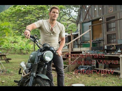 Jurassic World Chris Pratt Interview