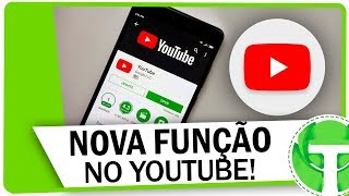 Video NOVA FUNÇÃO NO YOUTUBE! Conheça o STORIES do YouTube download MP3, 3GP, MP4, WEBM, AVI, FLV Agustus 2018