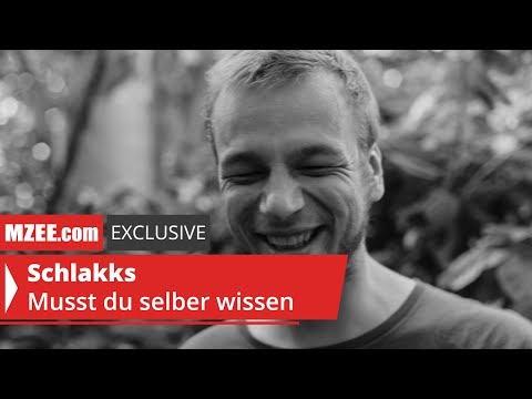 Schlakks – Musst du selber wissen (MZEE.com Exclusive Audio)