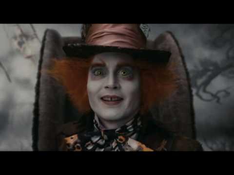 Alice's theme- Danny Elfman (lyrics) Alice in wonderland / Alicia en el país de las maravillasиз YouTube · Длительность: 5 мин8 с