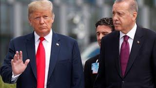 Trump-Erdoğan: İki Taraf Için De Riskli Buluşma