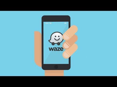 Pelesiran Pakai Waze Secara Offline