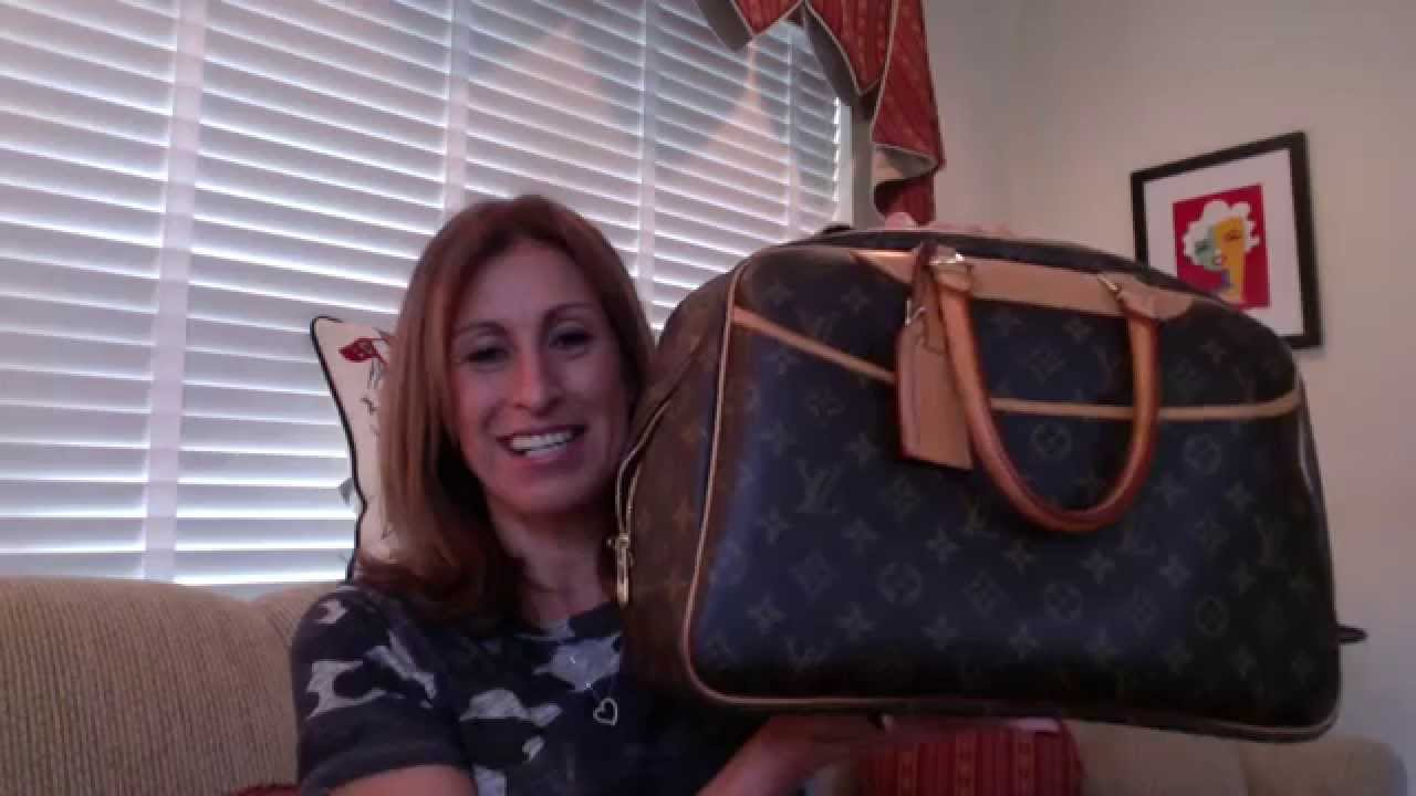 LV Deauville Review 2014 - YouTube 314dd649d0abe